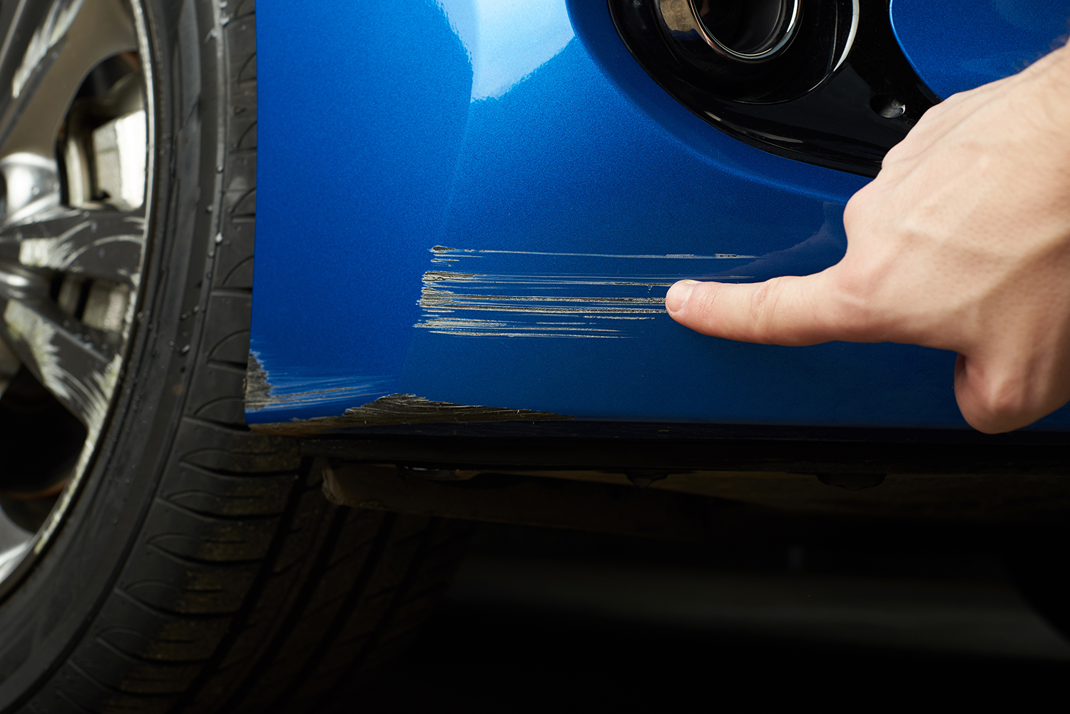 Car Scratch and Dent Repair